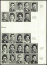 1961 Union City High School Yearbook Page 92 & 93