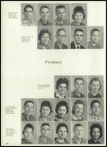 1961 Union City High School Yearbook Page 94 & 95