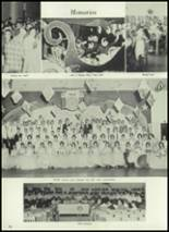 1961 Union City High School Yearbook Page 100 & 101