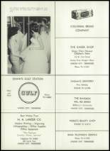 1961 Union City High School Yearbook Page 108 & 109