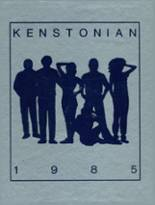 1985 Yearbook Kenston High School