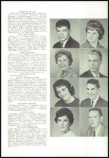 1962 Somerset High School Yearbook Page 22 & 23