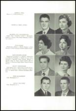 1962 Somerset High School Yearbook Page 32 & 33