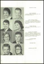 1962 Somerset High School Yearbook Page 34 & 35