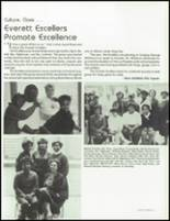 1987 Everett High School Yearbook Page 34 & 35