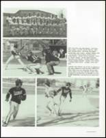 1987 Everett High School Yearbook Page 56 & 57