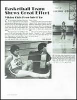 1987 Everett High School Yearbook Page 76 & 77