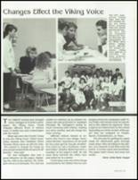 1987 Everett High School Yearbook Page 112 & 113