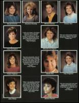 1987 Everett High School Yearbook Page 128 & 129