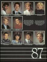 1987 Everett High School Yearbook Page 132 & 133