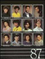1987 Everett High School Yearbook Page 136 & 137