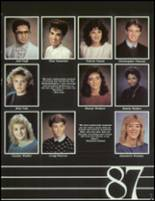 1987 Everett High School Yearbook Page 146 & 147