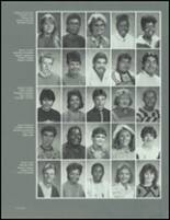 1987 Everett High School Yearbook Page 154 & 155