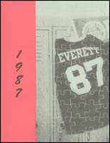 1987 Everett High School Yearbook Page 246 & 247