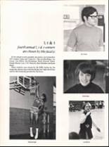 1971 Hutchinson High School Yearbook Page 20 & 21