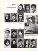 1971 Hutchinson High School Yearbook Page 24 & 25