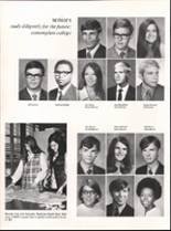 1971 Hutchinson High School Yearbook Page 26 & 27