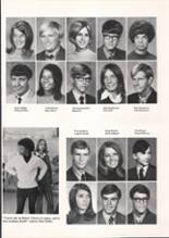 1971 Hutchinson High School Yearbook Page 36 & 37