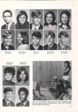 1971 Hutchinson High School Yearbook Page 38 & 39