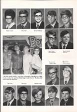 1971 Hutchinson High School Yearbook Page 40 & 41