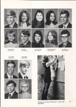 1971 Hutchinson High School Yearbook Page 42 & 43