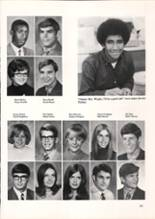 1971 Hutchinson High School Yearbook Page 44 & 45