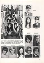 1971 Hutchinson High School Yearbook Page 52 & 53
