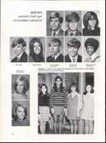 1971 Hutchinson High School Yearbook Page 56 & 57