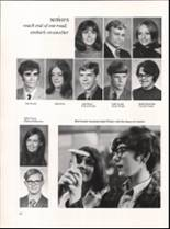 1971 Hutchinson High School Yearbook Page 58 & 59