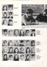 1971 Hutchinson High School Yearbook Page 68 & 69