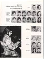 1971 Hutchinson High School Yearbook Page 70 & 71
