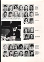 1971 Hutchinson High School Yearbook Page 74 & 75