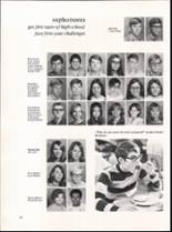 1971 Hutchinson High School Yearbook Page 86 & 87