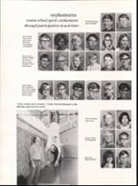 1971 Hutchinson High School Yearbook Page 104 & 105