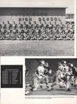 1971 Hutchinson High School Yearbook Page 110 & 111