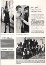 1971 Hutchinson High School Yearbook Page 130 & 131