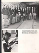1971 Hutchinson High School Yearbook Page 140 & 141