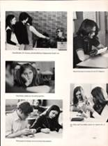 1971 Hutchinson High School Yearbook Page 142 & 143