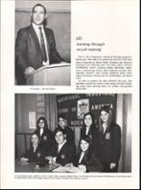 1971 Hutchinson High School Yearbook Page 154 & 155