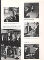 1971 Hutchinson High School Yearbook Page 158 & 159