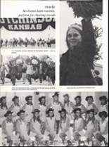 1971 Hutchinson High School Yearbook Page 214 & 215