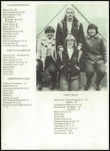1980 Downsville Central High School Yearbook Page 10 & 11