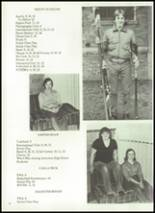1980 Downsville Central High School Yearbook Page 12 & 13