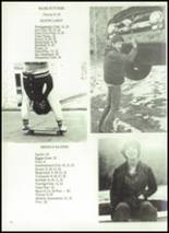 1980 Downsville Central High School Yearbook Page 16 & 17