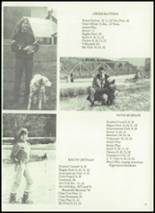 1980 Downsville Central High School Yearbook Page 18 & 19