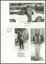 1980 Downsville Central High School Yearbook Page 20 & 21
