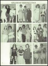 1980 Downsville Central High School Yearbook Page 26 & 27