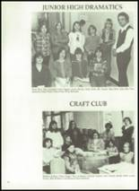 1980 Downsville Central High School Yearbook Page 28 & 29