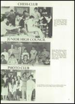 1980 Downsville Central High School Yearbook Page 30 & 31