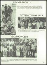 1980 Downsville Central High School Yearbook Page 32 & 33